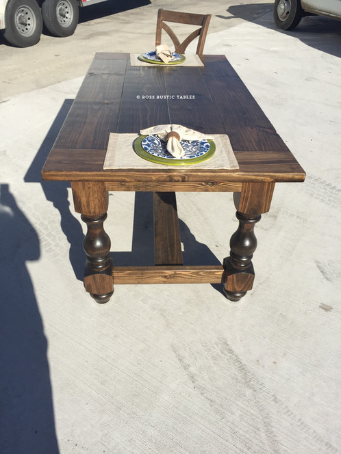 Ross Rustic Tables
