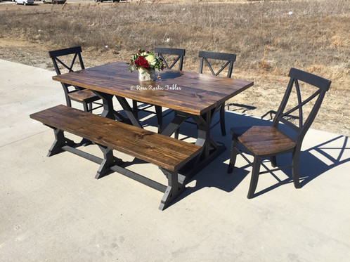 Diy Fancy Farmhouse Table Kit 300 00 Please Contact The Office For Shipping Quotes These Are Priced Local Pick Up