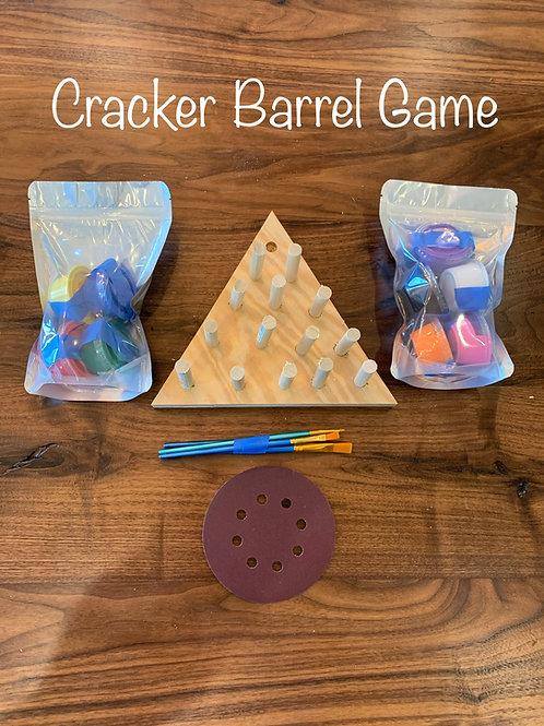 Cracker Barrel Game