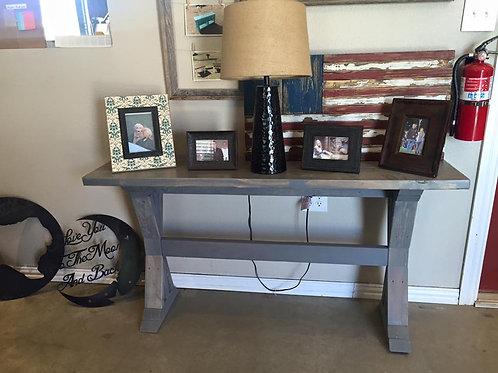 Fancy Farmhouse Sofa Table
