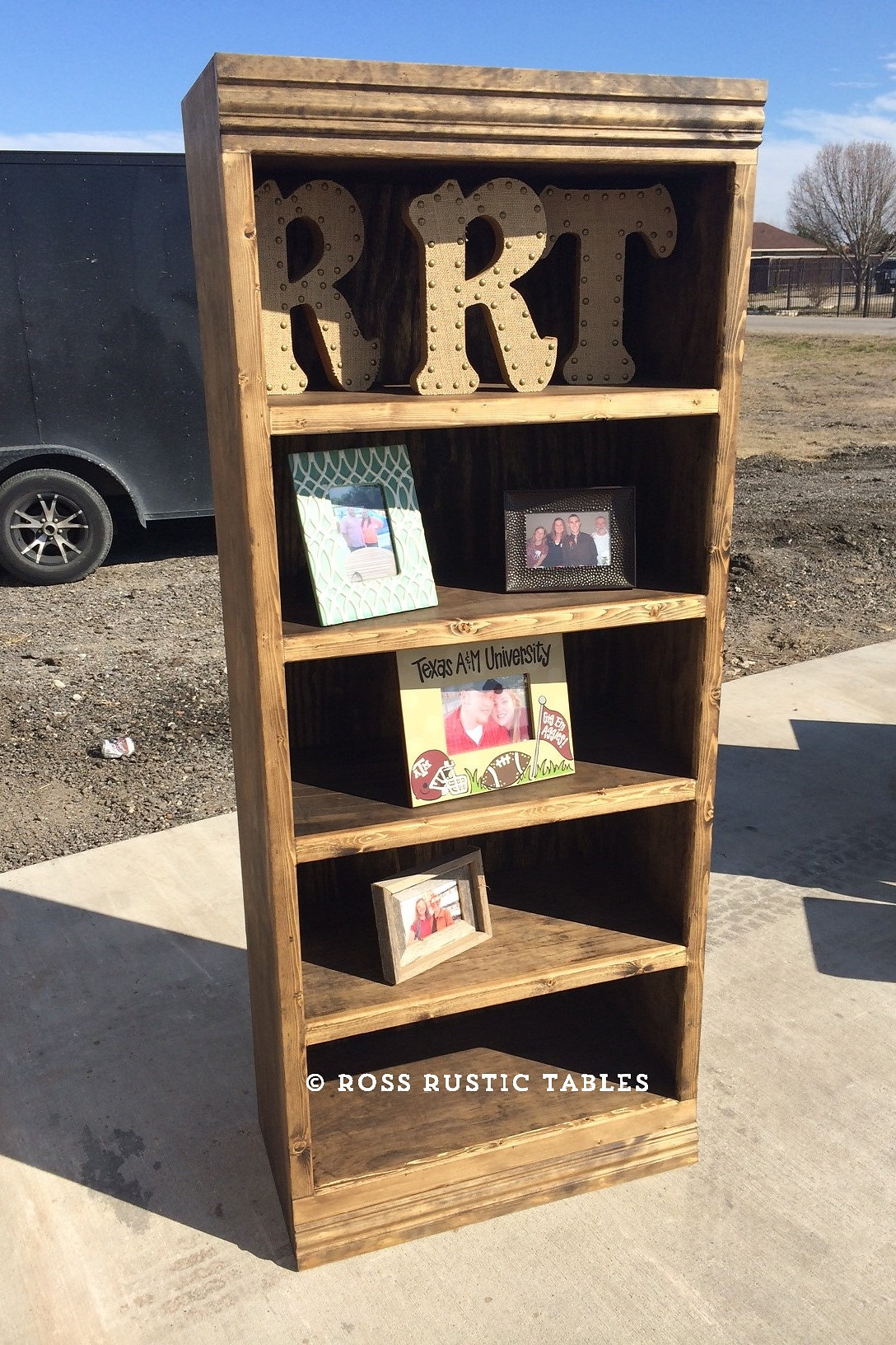 Custom Solid Wood Rustic Shelves. Choose The Dimensions, Shape And Color Of  Your Piece. At Ross Rustic Tables We Build Every Item To Order, And That  Means ...