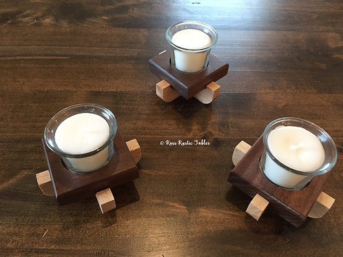 Single Candle Holders