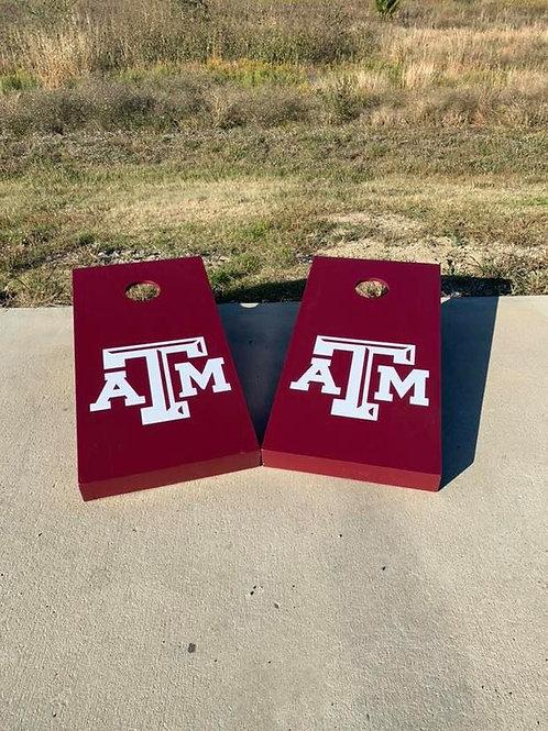 Texas A&M Cornhole