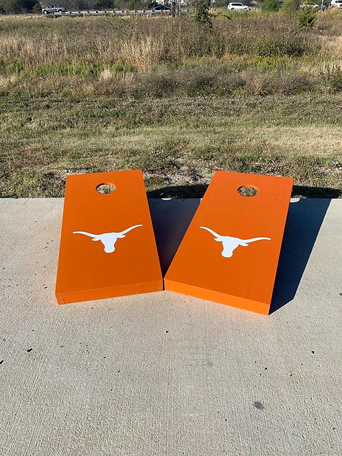 University of Texas (Tea Sips) Cornhole