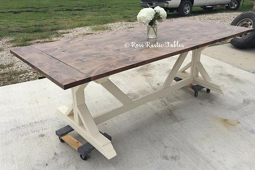 Alder Fancy Farmhouse Table