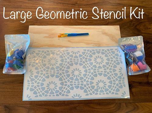 Large Geometric Design Kit