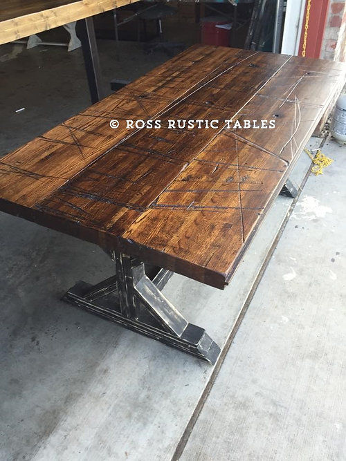 Lovely Reclaimed Boxcar Wood