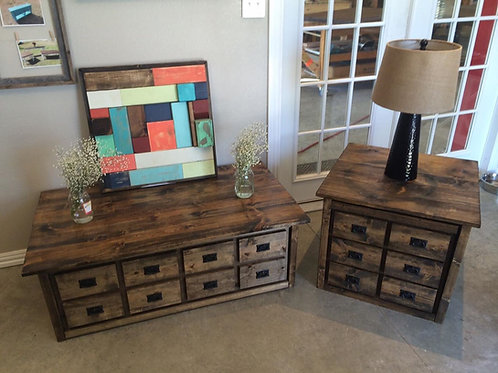 Apothecary Coffee Table