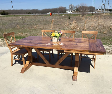 wood table extensions