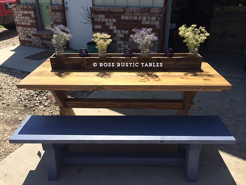 Awesome Cross Roads Table