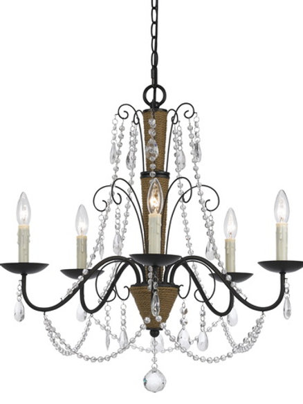 Antigo Crystal Chandelier