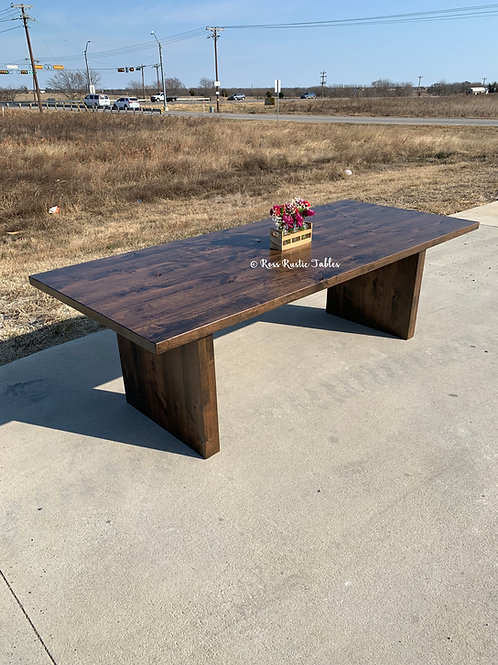 The Plank Table