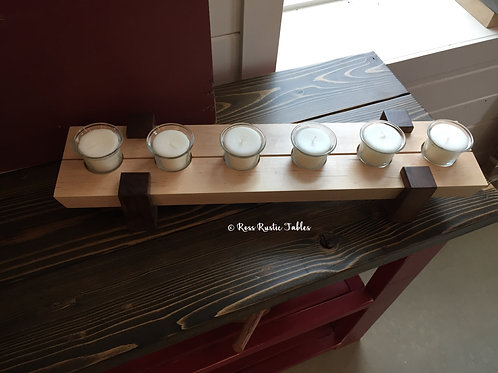 Candle Holder - 6 Slot