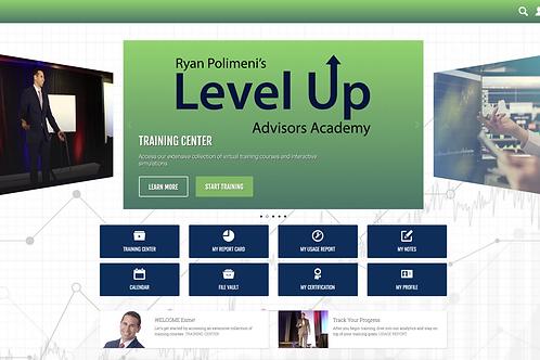 Level Up Advisors Academy