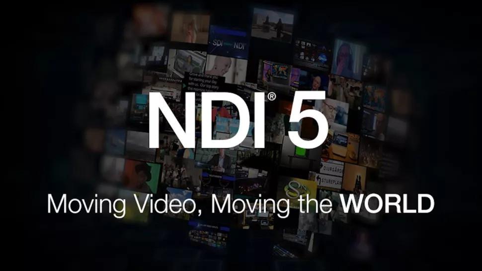 NDI 5 Moving Video, Moving the World