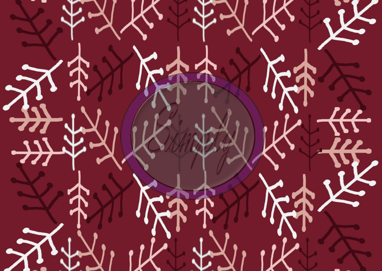 Pod Plants red