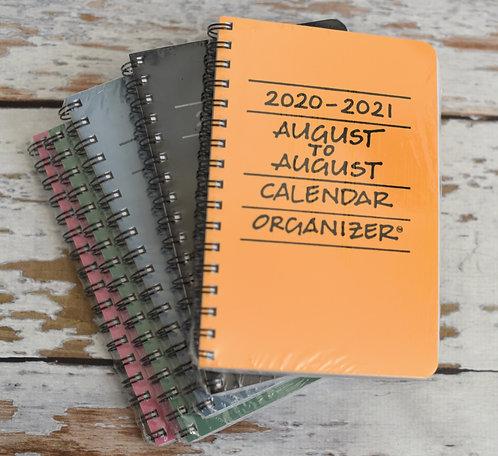 August to August Calendar