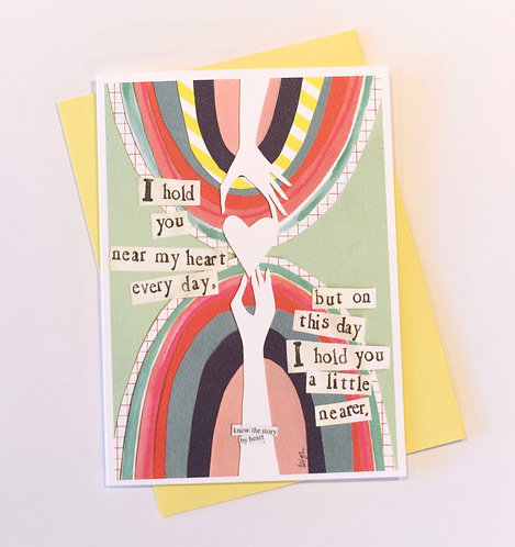 Curly Girl Card