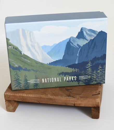 National Parks Notecards