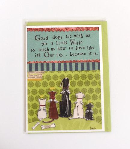 CurlyGirl Cards
