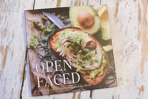 Open Faced Cookbook