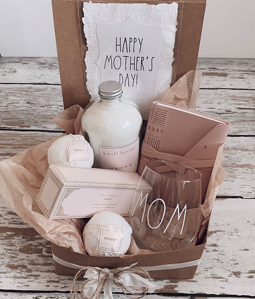 Deluxe Mother's Day Gift Box