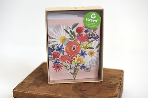 Daisies and Daffodils Notecards