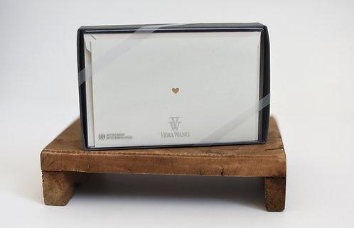 Vera Wang Notecards