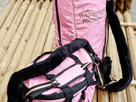 Mit Stil. Gut verpackt. Die Taschenkollektion von Imperial Riding... 🎉🤩