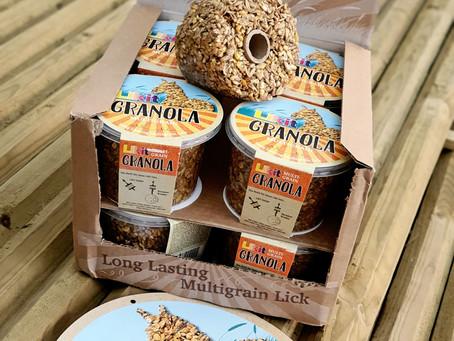 Jetzt ausprobieren: Der LikIt Loop von Granola 💯🐴