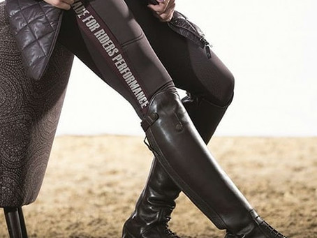 "Legendär: Die HKM Riding-Tights ""Odello"" 🥰💃🐎"