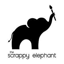 ScrappyElephant_Logo_Sq_Black_Artboard%2