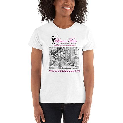 LTFC Ladies'  White T-shirt