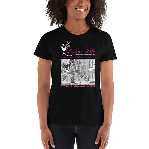 LTFC Ladies' Black T-shirt