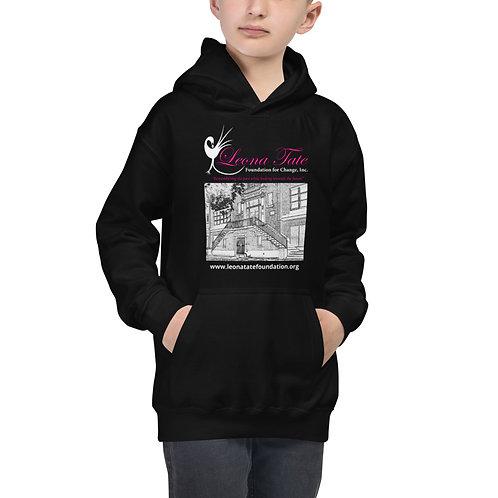 LTFC Kids' Black Hoodie