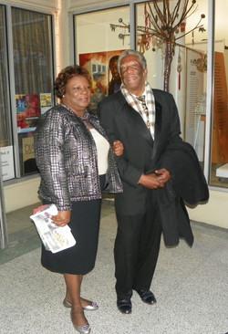 Leona Tate & Rev. Skip Alexander