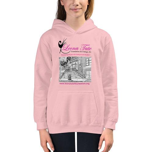 LTFC Kids' Pink Hoodie