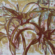 60 x 60 cm, Lithographie