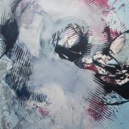 80 x 100 cm, Acryl