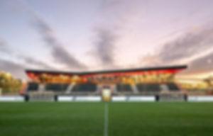 Ballarat Regional Soccer Facility hero i
