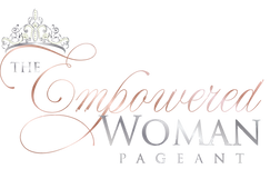 Empowered Woman Pageant Logo TRANSPARENC