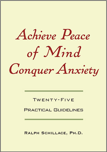 Achieve Peace of Mind