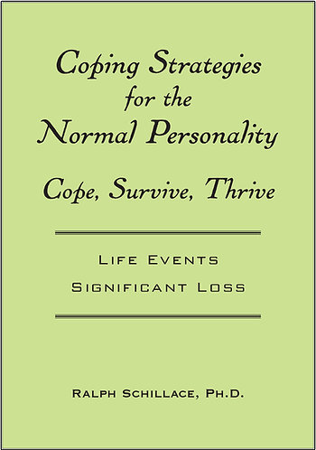 Coping Strategies for the Normal Personality