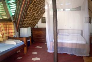 2 beds Pemba bungalow