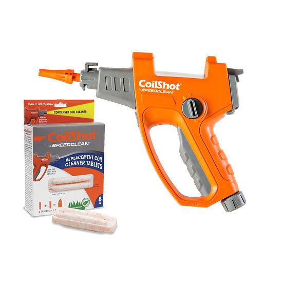 CoilShot Spray Gun Assembly