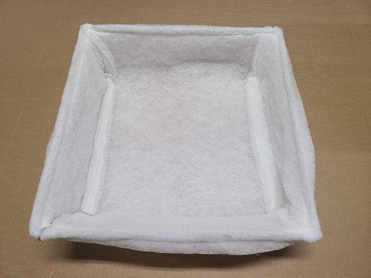 15'' X 15'' X 10'' Cube filter