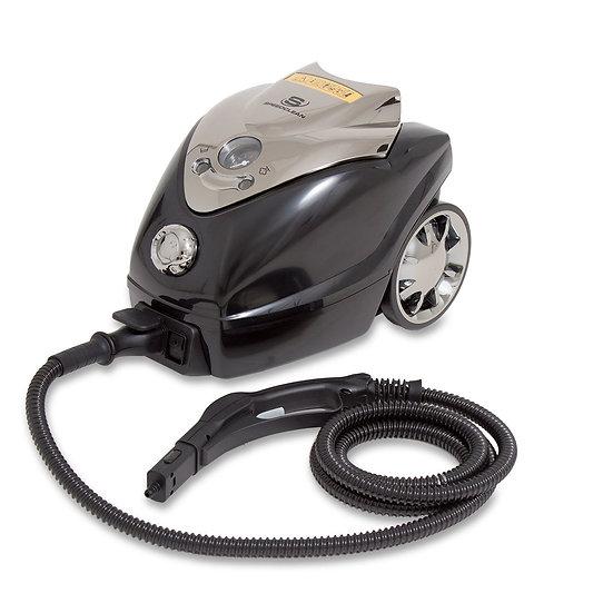 Dry steamer coil cleaner