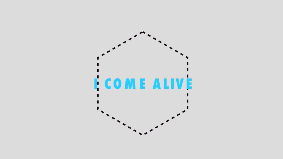 I Come Alive - Lyric Video