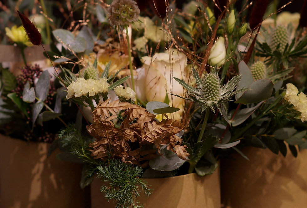 Blomsterbox Liten Ljusa Toner