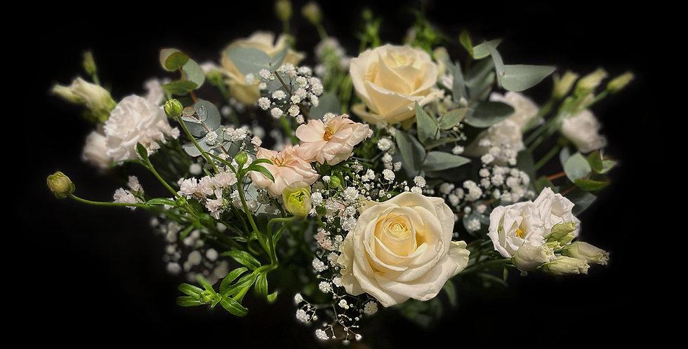 Vackert i vitt